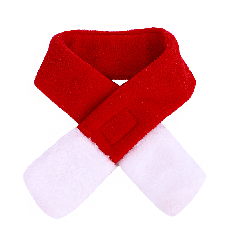 Pet Dog Cat Clothes Christmas Costume Cat Hat Scarf Cloak Dress Up For Kitten Puppy Small Dog Xmas New Year Costume Accessories 15