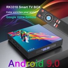 A95XR3 Smart iptv android tv box 4G 32G 64G 5G WIF