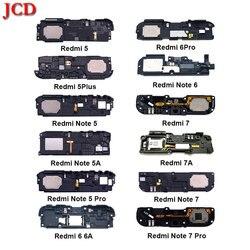 JCD nouveau Module de sonnerie arrière haut-parleur haut-parleur câble flexible pour XiaoMi Redmi 5 Plus 6 Pro 7 7A Note 5A 6 7 5Pro
