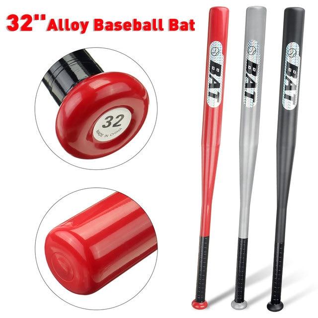 32inch 81cm Baseball Bat Aluminum Alloy Baseball Bat Racket For Entertainment Ball Bats Softball Baseball Rackets Outdoor Sports