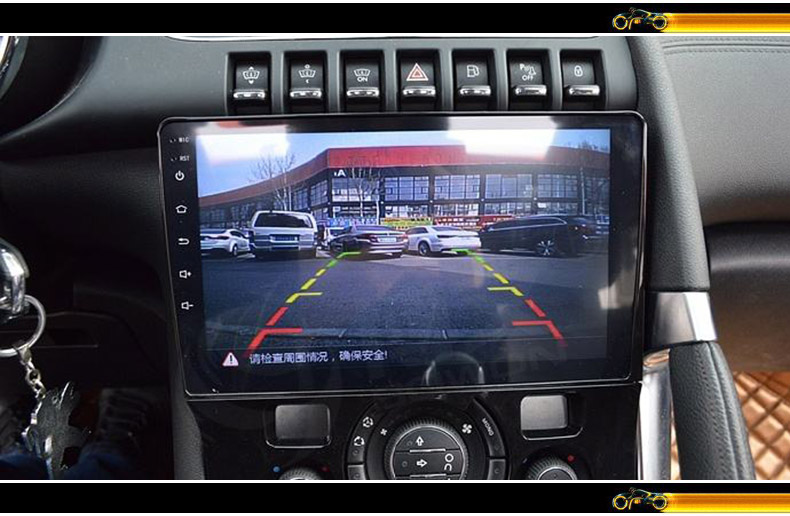 Rearview Camera For Vehicle