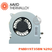 New CPU cooler Fan PABD19735BM 0.65A 12VDC N292 3PIN