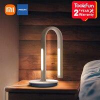 Hot Xiaomi Mijia Philips lampada da scrivania a LED 2S Smart Read lampada da scrivania piegatura studente lampada da tavolo da ufficio lampada da comodino luce notturna App Mihome