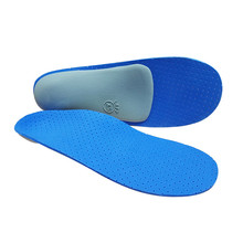 Orthopedic Insoles For Shoes Inserts Flat Feet Arch Support X-o Leg Foot Valgus Corrector Inlegzolen Breathable Shoe Insole Sole недорого