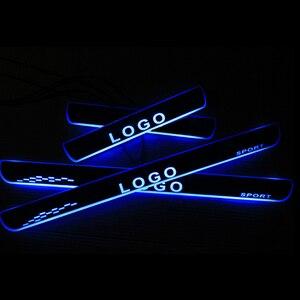 Image 2 - Светодиодный порог для двери Infiniti G Saloon 2007, порог для двери, защитный порог, приветсветильник, автомобильные аксессуары