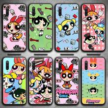 Powers puff Girls Phone Case for Xiaomi Mi Note 10 Lite Mi 9T Pro xiaomi 10 10 CC9 Pro