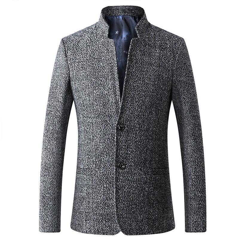 smoking 2 peça conjunto jaqueta calças cantor