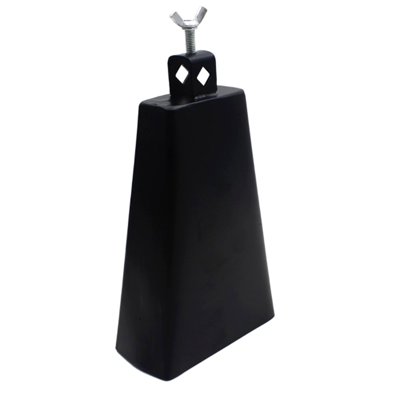 7/Inch Fleet Jazz Drum Cowbell Metal Steel Cattlebell Cowbell Personalized Cow Bell Drums Percussion Instruments