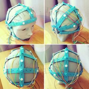 Image 3 - EEG 브레인 캡, 습식 전극 캡, 금도금 전극 캡, 뇌 전극 캡, OpenBCI 및 기타 장비에 적합