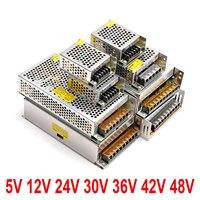 Adaptador de energia móvel, 5v 12v 24v 9v 10v 12v 15v 0,5a 1a 36w 72w 48w 720w, módulo de controle de carregamento