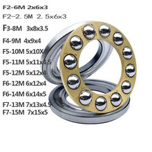 Roda de obras de plano axial, miniatura 3-em-1, F2-6M F2.5-6M, F3-8M, F5-10M, F6-12M, F7-15M 1 peça rolo de impulso