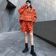Xuxi комплект из 2 предметов осенний костюм для женщин 2020