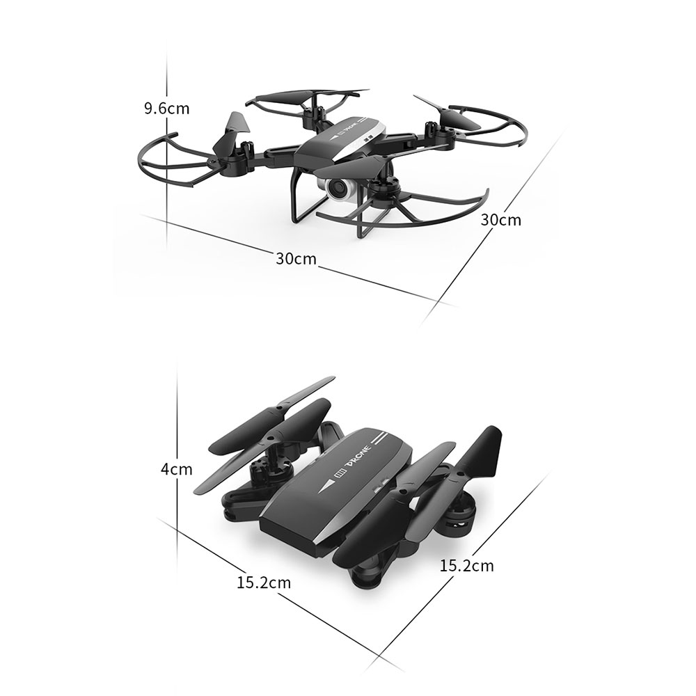 Professional HD Drone Long Battery Life Speed Adjustable Altitude Hold 4096 2160P Multicolor Match Gift Rc Aircraft 4K Drone
