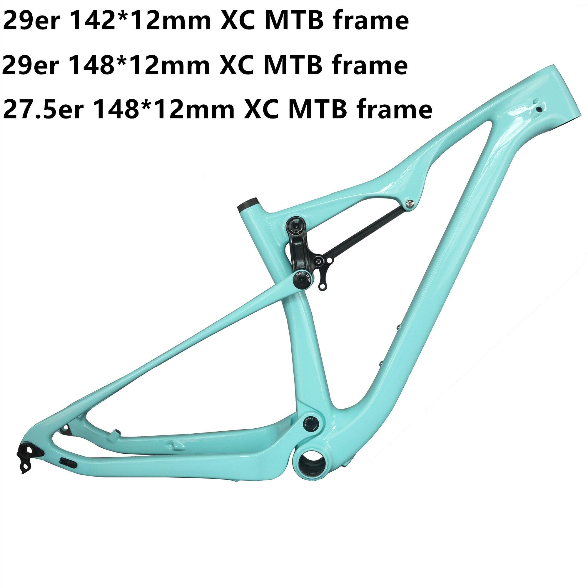 2020 Custom Paint 29er XC Mtb Frame ,27.5er Boost XC Mtb Frame ,29er Boost XC Mtb Frame BB92 Frame FM06