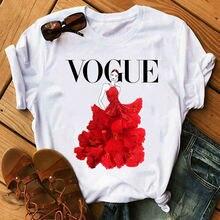 Модные женские футболки топ футболка женская с графическим рисунком