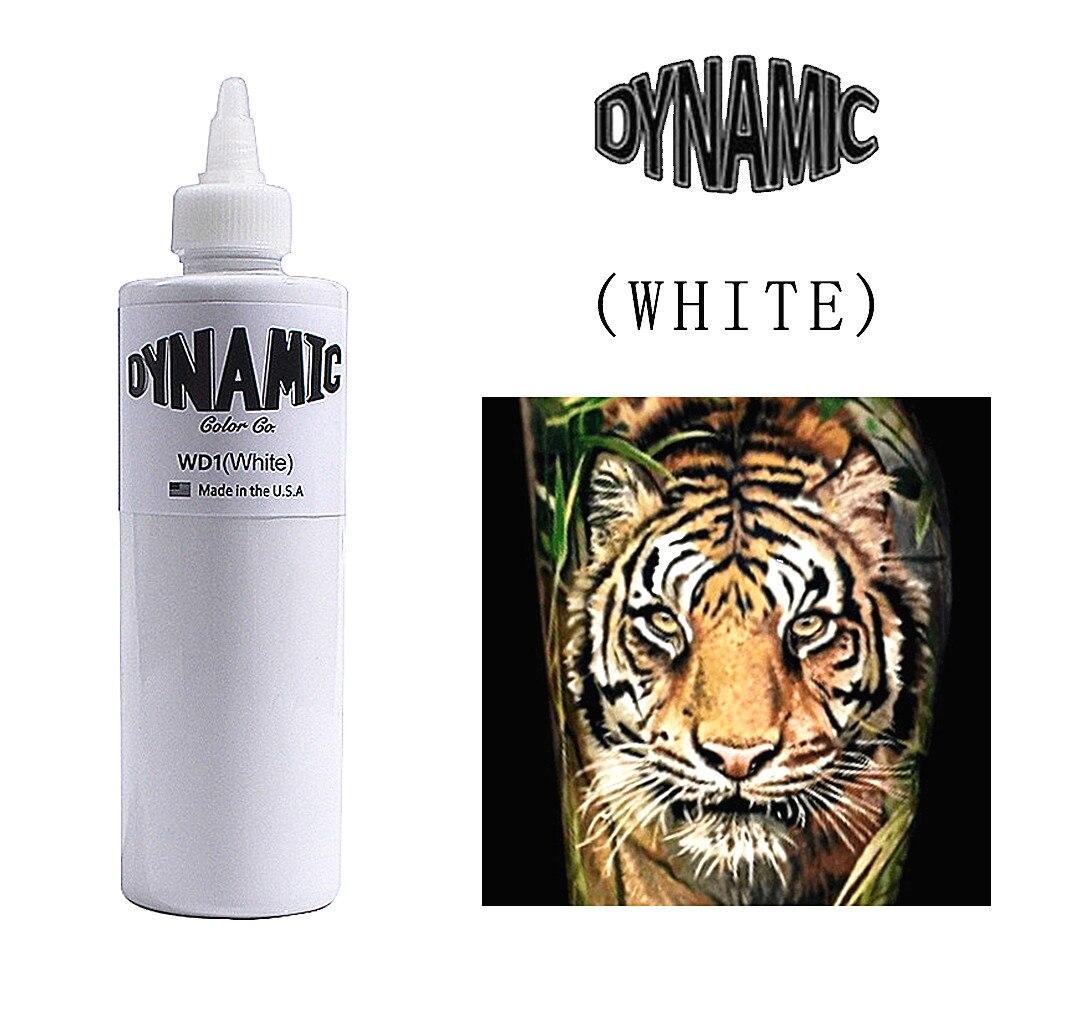 250ml White Dynamic Wd 1 Tattoo Ink Permanent Makeup Micro Blade Pigment Body Art Paint Tattoo Ink Tattoo Inks Aliexpress
