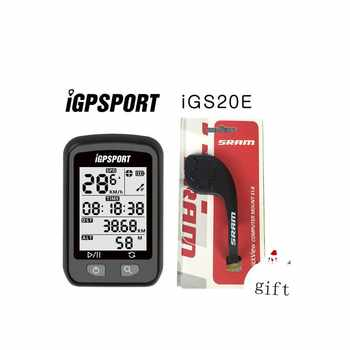 IGPSPORT Bike Wireless Stopwatch GPS Bicycle Wireless Computer IPX6 Waterproof Cycling Speedometer