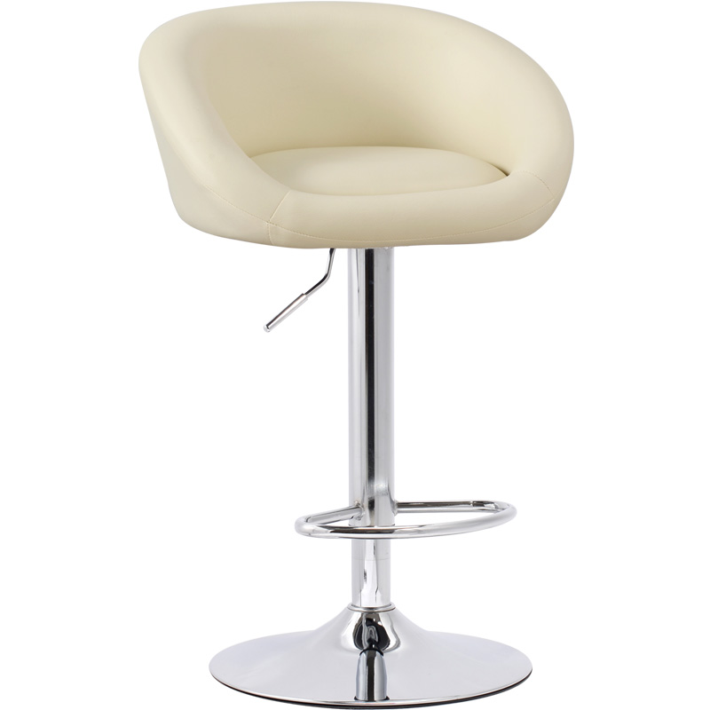 Short Bar Counter Rotating Chair European Style Simple  Stool   Lift Parlor Small