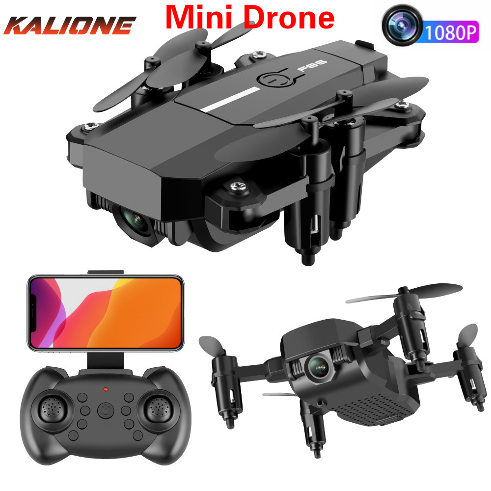 F86 RC Quadcopter HD 1080P Mini Drone with camera HD Toys For Children RC helicopter WIFI FPV Headless  Dron quadrocopter Gifts