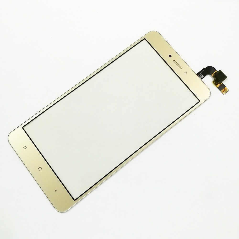 100% getestet Handy TouchScreen Für Xiaomi Redmi Hinweis 4X Touch screen Panel 5,5 zoll Äußere Glas note4x Perfekte Reparatur teil