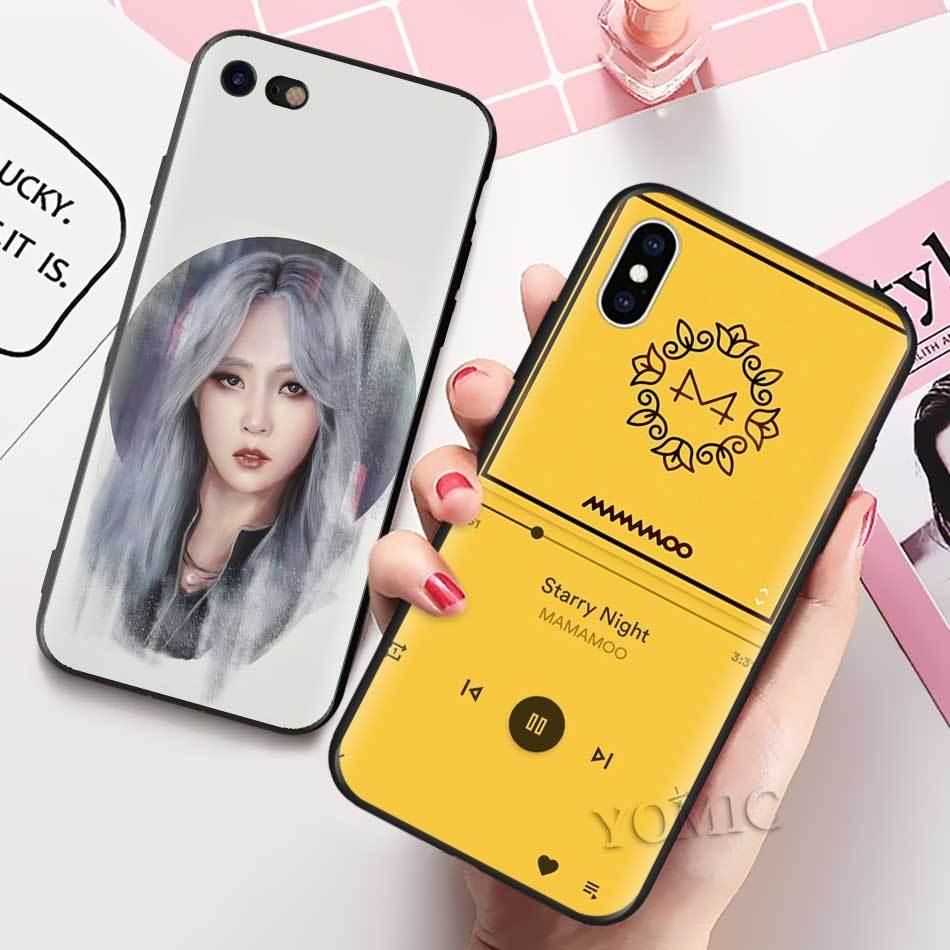 coque iphone 8 mamamoo
