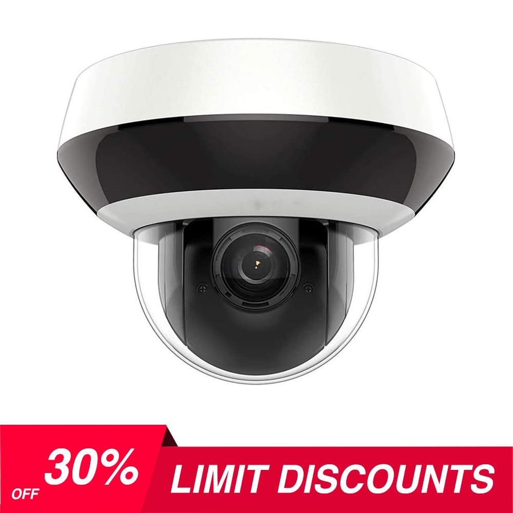 Hikvision OEM 4MP HD мини PTZ IP камера DS 2DE2A404IW DE3 2,8 12 мм IR 20 м 4X зум с PoE H.265 + CCTV видеонаблюдение