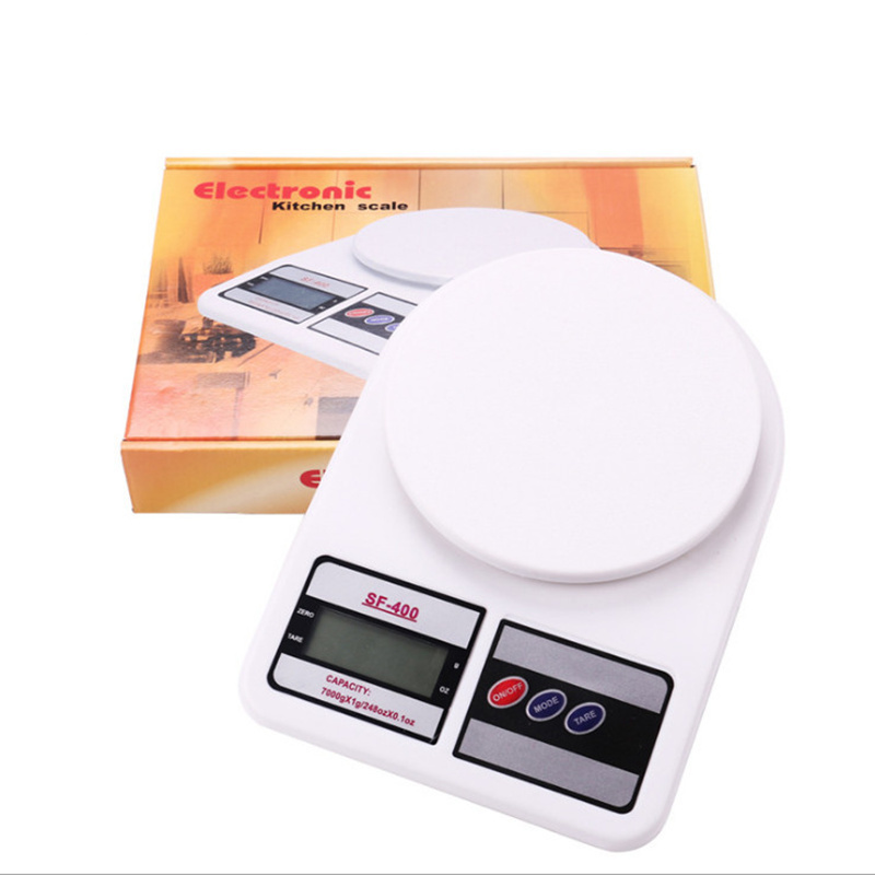 Купить с кэшбэком Kitchen 5000g/1g 5kg 10KG/1G Food Diet Postal Kitchen Digital Scale Balance Measuring Weighing Scales LED Electronic Scales