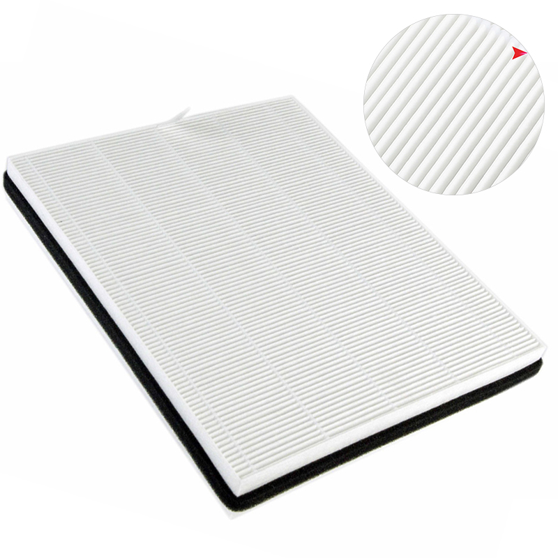 Indoor Air Filter For Philips HU5930 HU593 Household Cooling Purifier Accessory