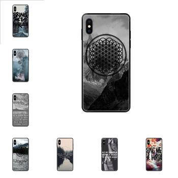 Horizon British Metalcore Band Bmth Logo Clear Soft Shell For Xiaomi Mi Note A1 A2 A3 5 5s 6 8 9 10 SE Lite Pro Ultra image