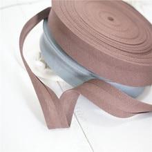 """5/""""(15 мм) X10mts/рулон хлопок косой ленты клейкая лента, AW бренд ручной работы для пошив одежды «сделай сам» и обрезки"""