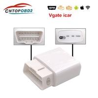 100% Original Vgate Icar ELM327 V1.5 OBD2 Auto Diagnose Werkzeug ulme 327 wifi 1 5 Auto scanner Für iOS/Android /PC Mehrsprachig