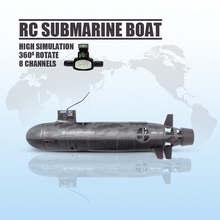 2019 Rc 8CH 潜水艦