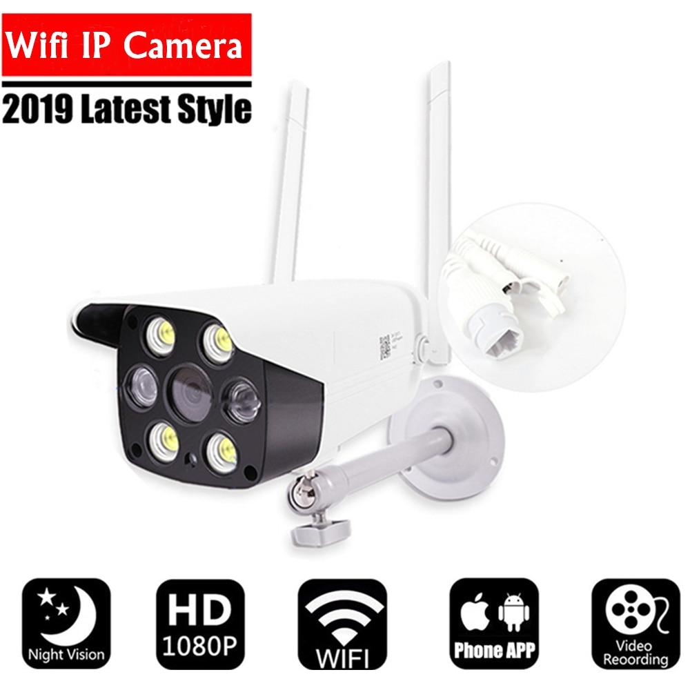 HD 1080P Wifi PTZ Camera Wireless IP Camera Outdoor IP66 Weatherproof Security Night Vision CCTV Cam Home Baby Monitor