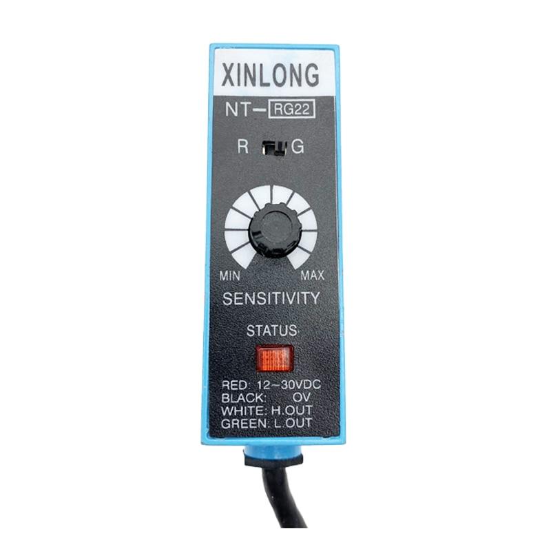 Photoelectric Eye NT-RG22 Color Standard Sensor Bag Making Machine Slitting Machine Correction Photoelectric Switch
