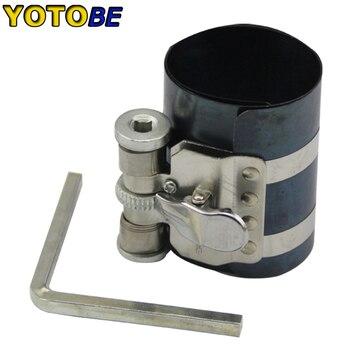 цена на 3/4 inch Automotive piston ring compressor Piston ring retractor Piston ring Installation tool Engine repair tool Car repair