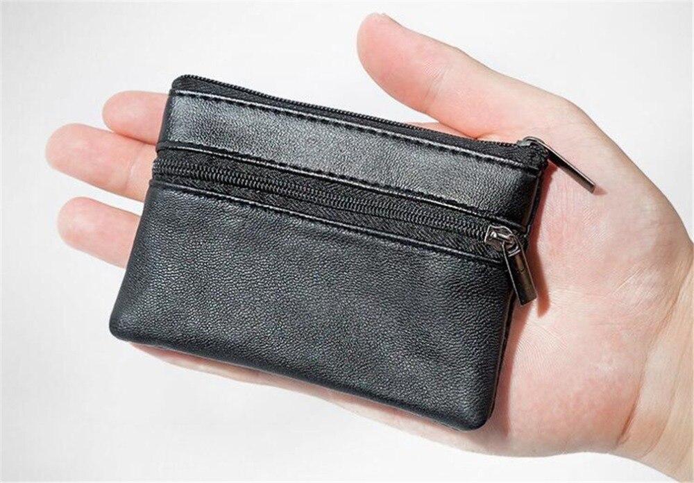 QA/_ Cartoon Printting Canvas Clutch Change Coin Purse Wallet Pouch Bag Case Ey