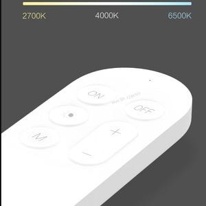Image 2 - شاومي Yeelight جهاز التحكم عن بعد الارسال 6 أزرار ضبط ضوء ل Yeelight الذكية LED ضوء السقف مصباح