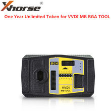 Xhorse VVDI MB BGA TOOL for BENZ Password Calculation Unlimited Token for One Year Period