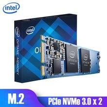 Intel Optane – disque dur SSD M.2 2280, 16 go, PCIe NVMe, 3.0x2, mémoire