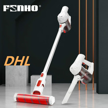 FUNHO 230W Vacuum Cleaner Wireless Handheld 22000PA Cordless Stick Aspirator Powerful Charging With Large Capacity Dust Box dibea c17 portable 2 in1 cordless stick handheld vacuum cleaner dust collector household aspirator with docking station sweeper