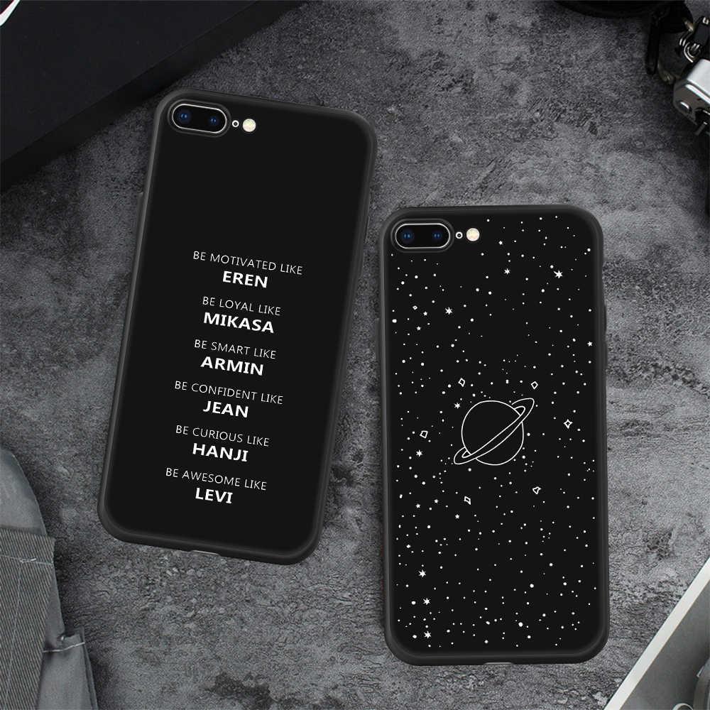 Funda para iPhone 7 funda de TPU con patrón encantador pintado para el iPhone x 10 6 6S XR XS MAX 7 8 Plus 5S 5C SE funda de silicona con estampado de dibujos animados