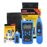 Noyafa NF 309 Network Cable Material Tester Lan Cable Length Tester PoE Voltage Tester Scan On PoE Switch