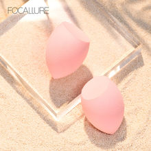 FOCALLURE Makeup Sponge puff for Blending facial foundation concealer cream powder soft makeup tools Cosmetic Puff(China)