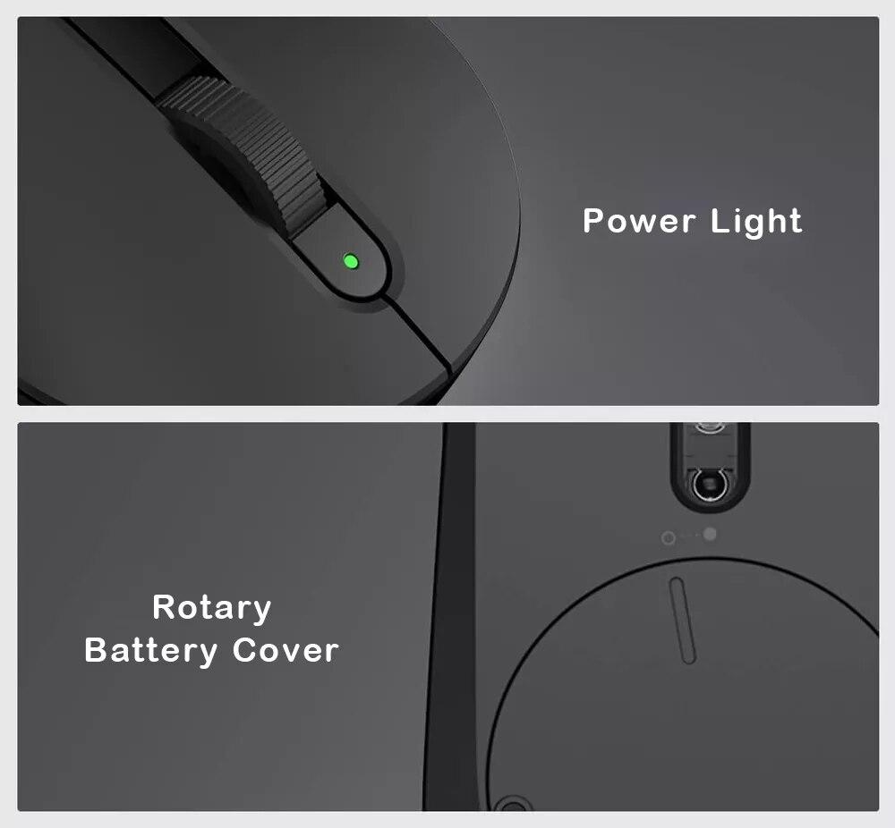 Xiaomi Mi Wireless Mouse MIIIW MWWM01 12
