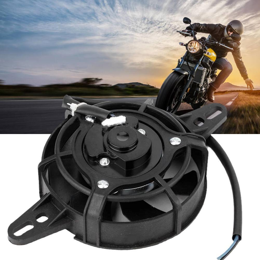 200CC 250CC ATV Motorcycle Modified Electric Radiator Cooling Fan Oil Cooler Water Cooler Electric Radiator Cooling Fan Wholesal