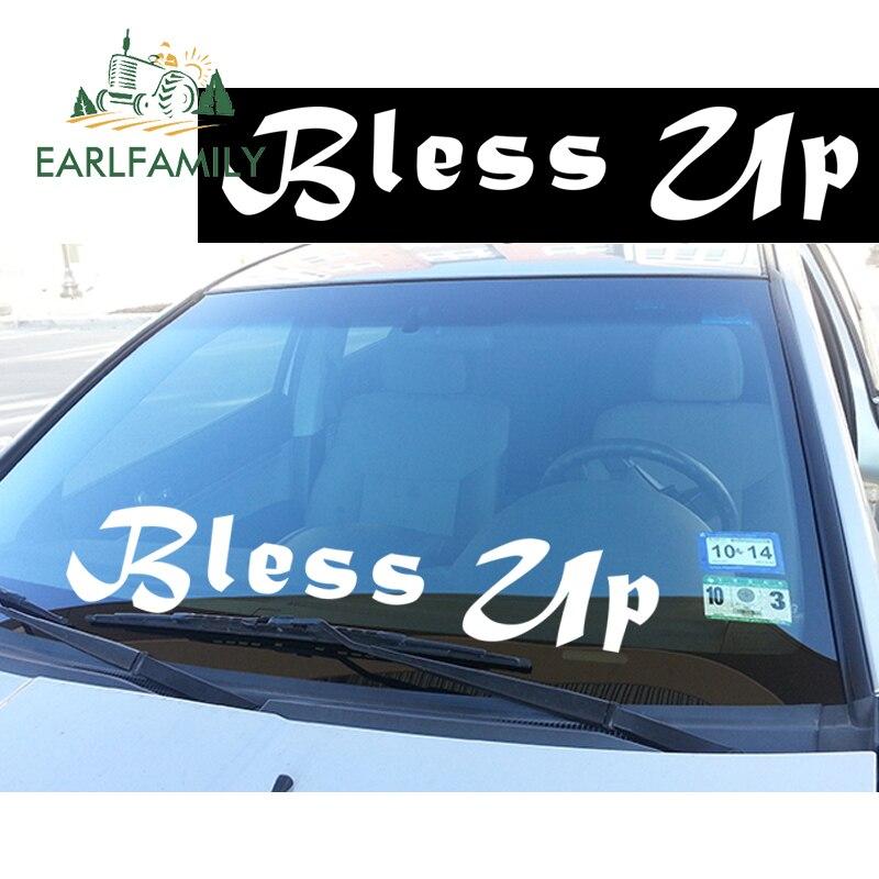 Hellastock Car sticker JDM slammed windshield drift lowered car window decal