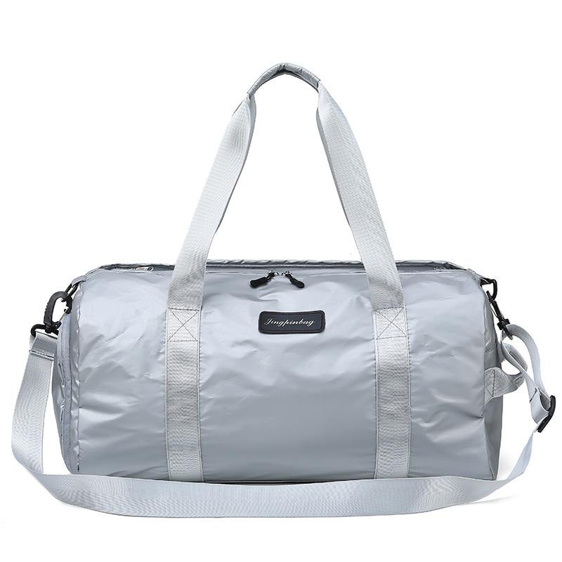 Уличная спортивная водостойкая сумка для спортзала, обувь для мужчин и женщин, тренировочная сумка для фитнеса и путешествий, коврик для