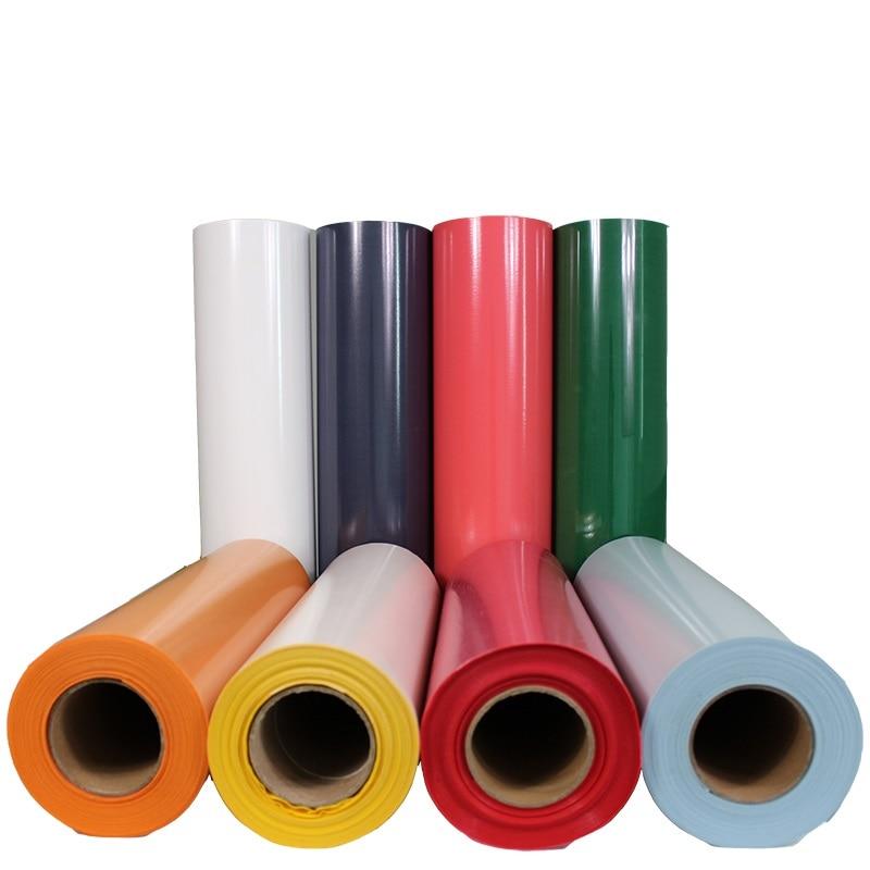 10rolls PU Heat Transfer vinyl film for fabric 60cm*25m