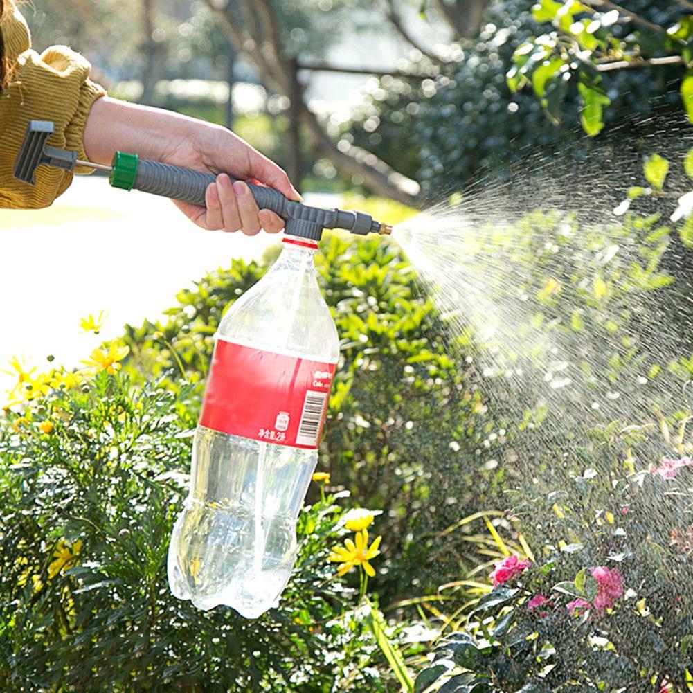 High Pressure Bottle Beverage Spray