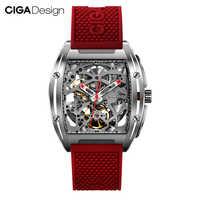 Original Xiaomi Mijia CIGA Design Z Series men's smart watch clock Automatic Mechanical Watch Self-wind Wrist Watches smartwatch
